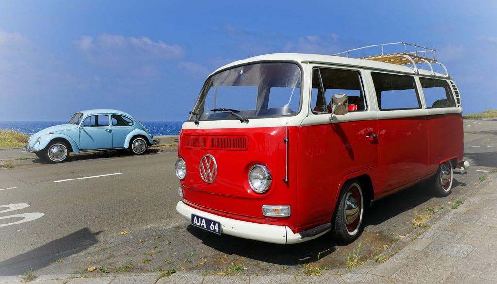 Auto Camper - VW Bulli