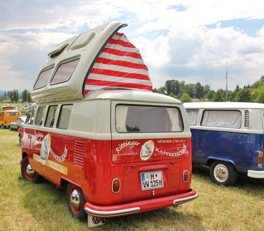 Auto Camping - VW Bulli