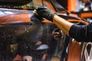 Autopflege - Auto waschen