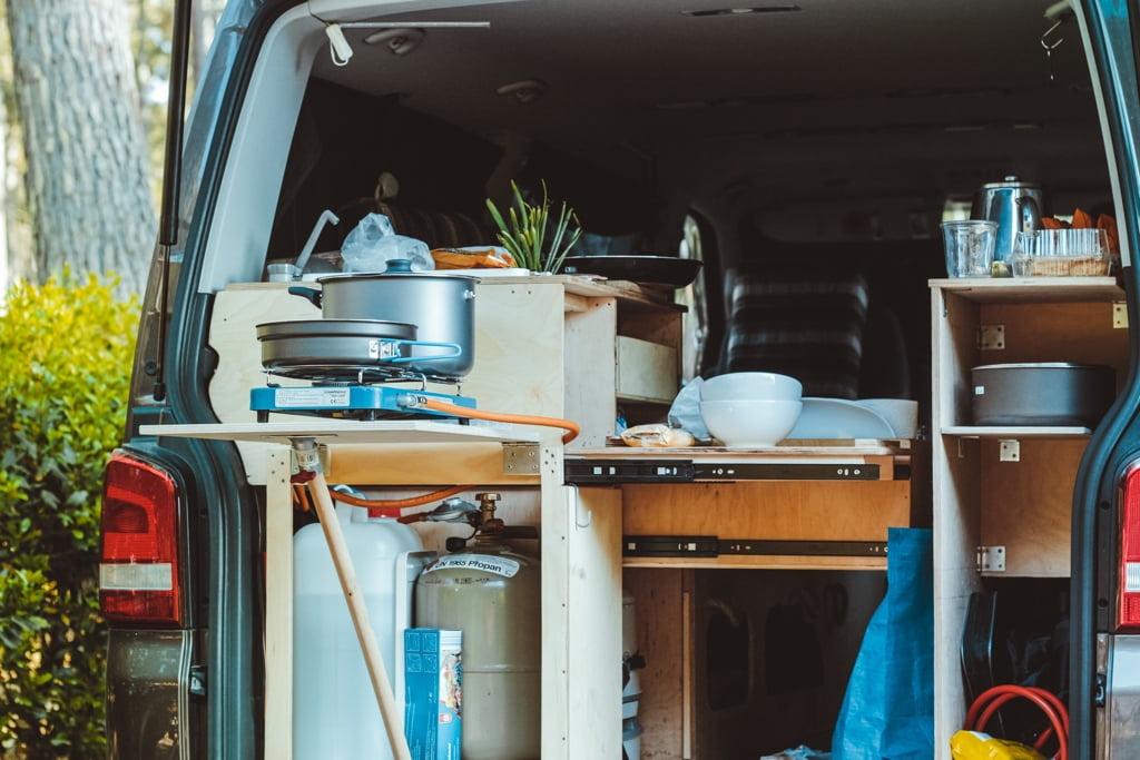 Campingmodule / Campingboxen für den Auto Ausbau